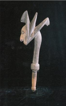 Bambara/Bozo Puppet, Mali
