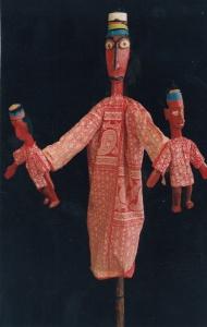 Bozo Puppet, Mali