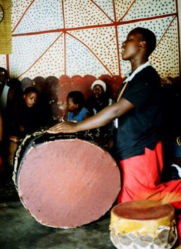 Sangoma drums South Africa