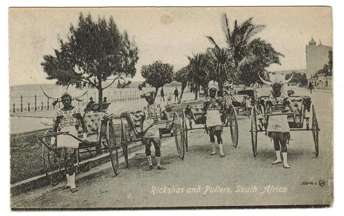 group of rickshaw