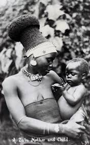z. womaN and child