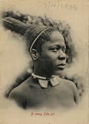zulu postcard